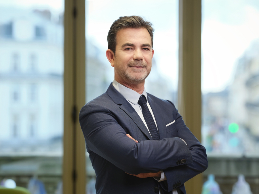 Paul Boulsch, CEO de Planet Soar